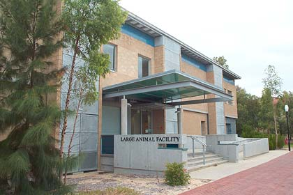 FAST is housed in the Large Animal Facility at The University of Western Australia.